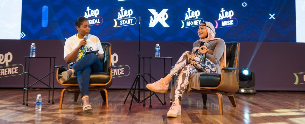 Chat with Manal Rostom, The Face of Nike's Pro Hijab Line.